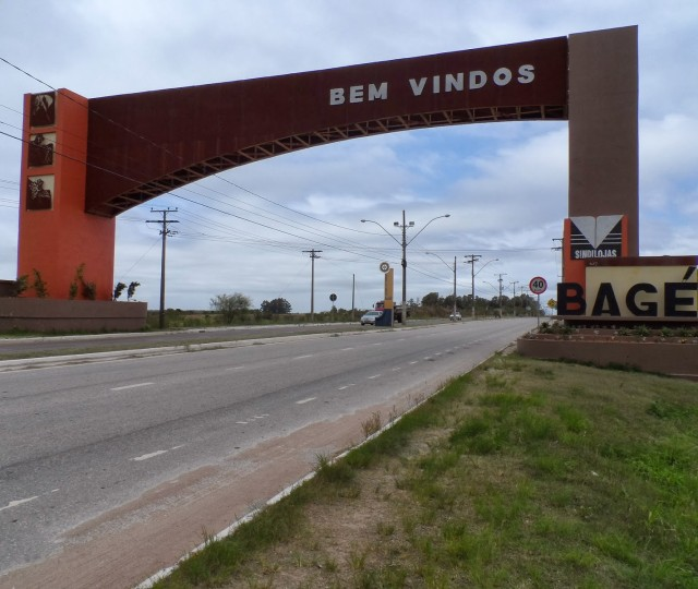 Cidade de Bagé - Conheça
