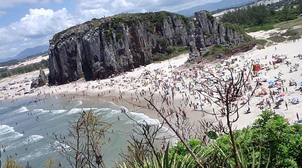 Torres - uma das mais belas praias gauchas