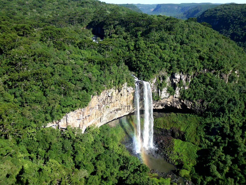 Cascata do Caracol - Parque Estadual