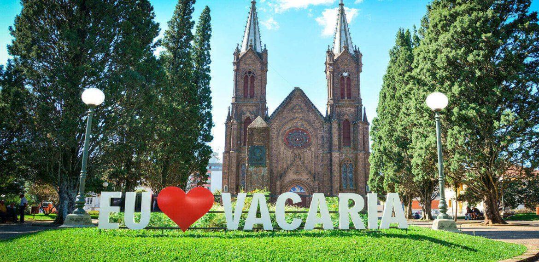 conheça a cidade de Vacaria
