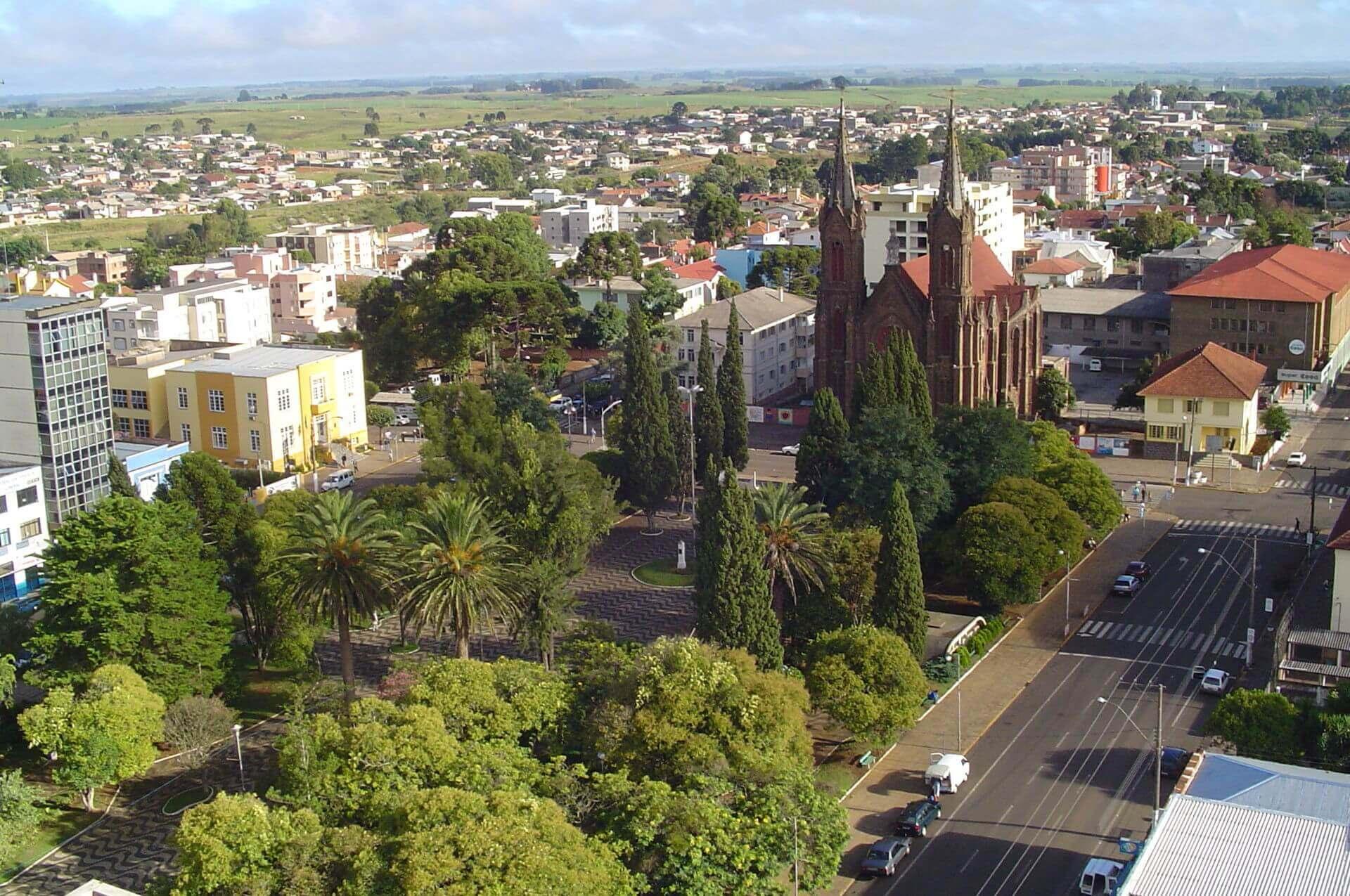 Conheça Vacaria - cidade do Rio Grande do Sul