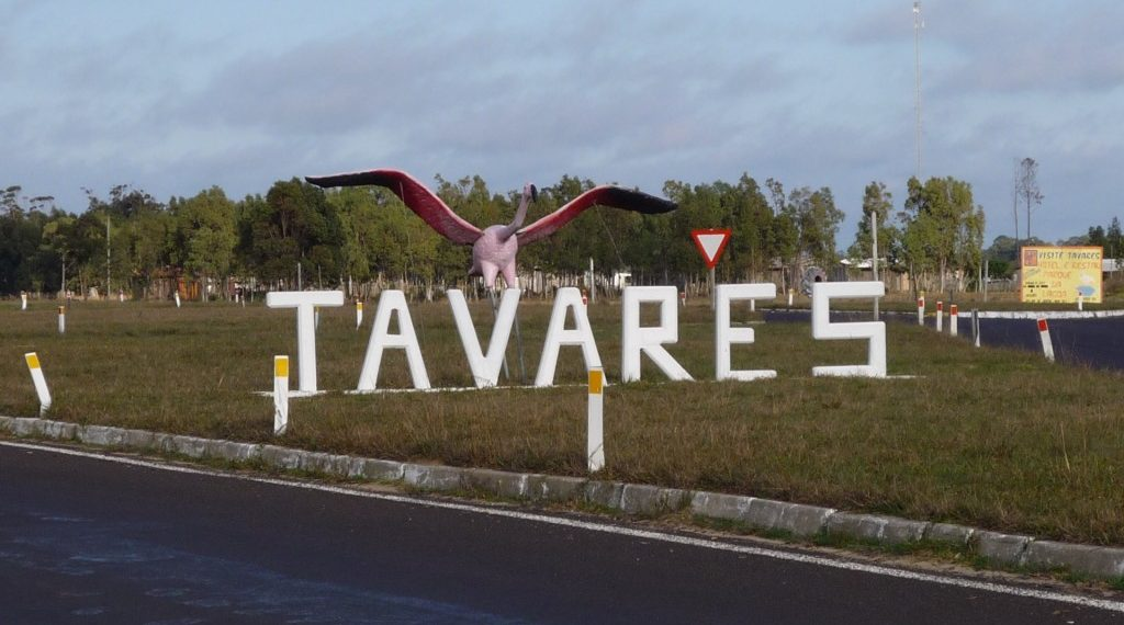 Turismo em Tavares
