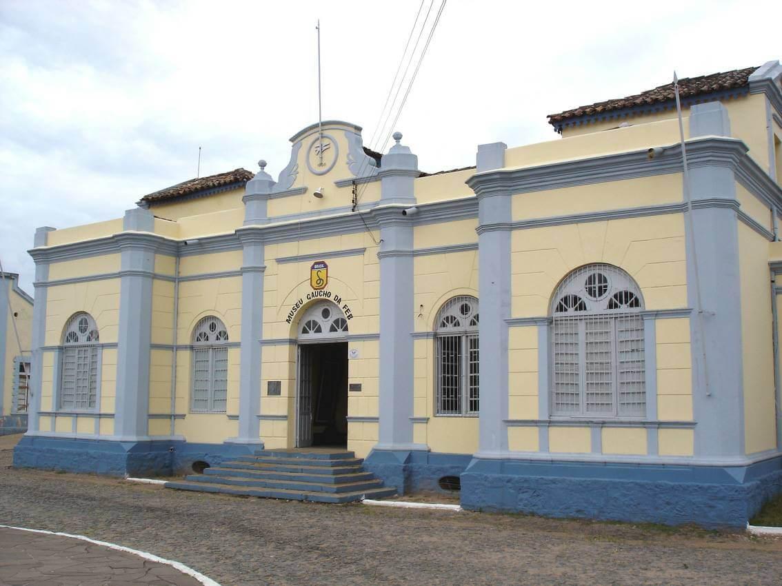 Museu da FEB de São Gabriel-RS