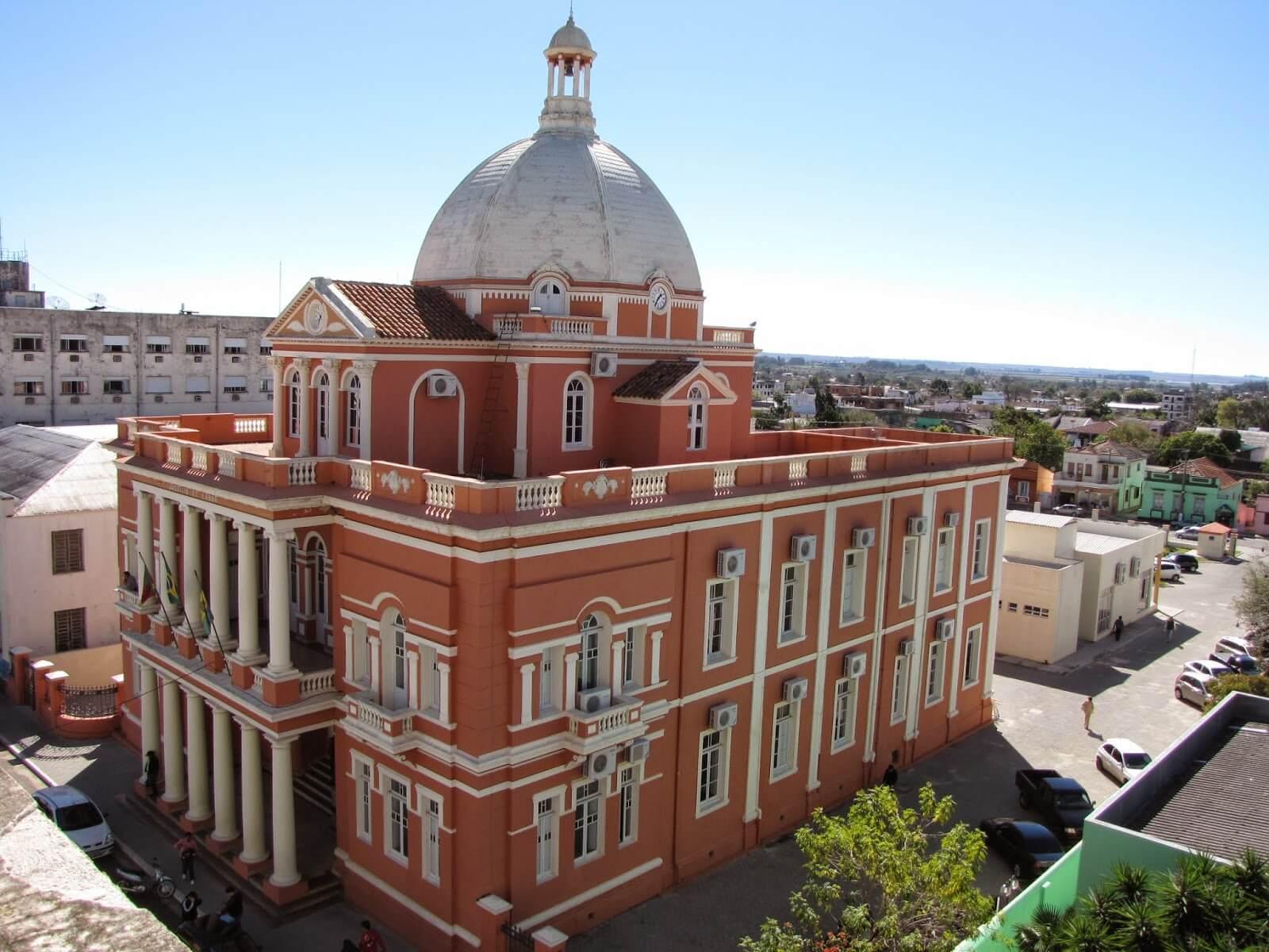 Palácio Plácido de Castro - São Gabriel