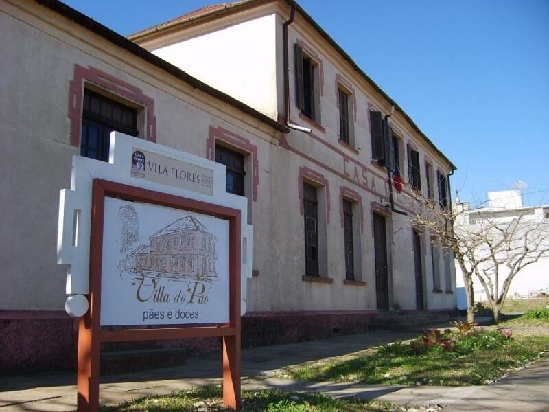 Casa Fiori - Vila Flores/RS