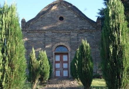 Conheça Vila Flores/RS - Igreja de Pedra