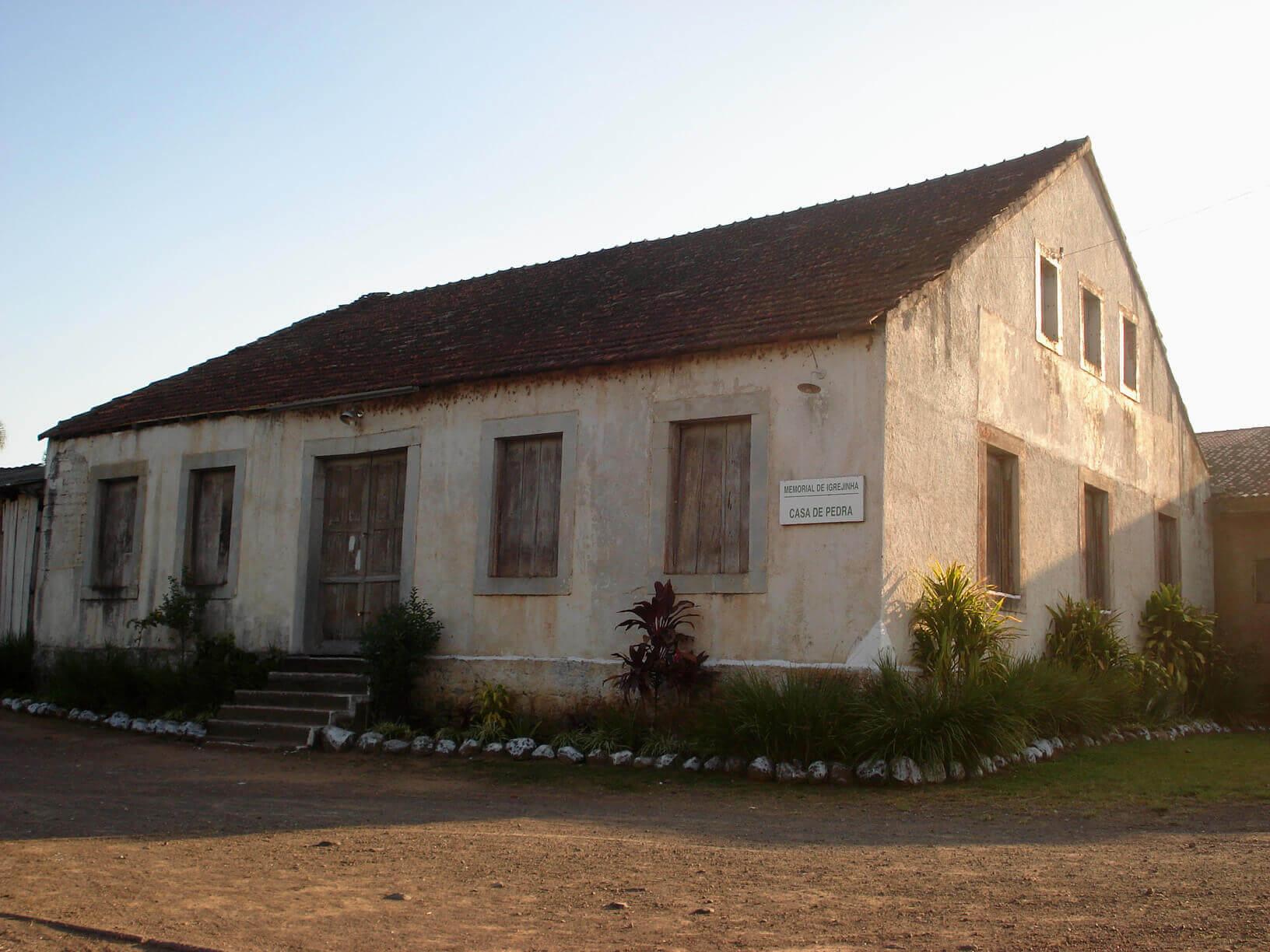 Casa de Pedra em Igrejinha/RS