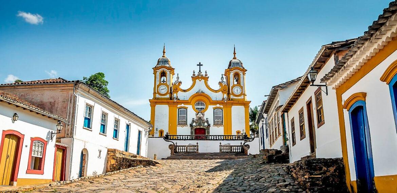 Tiradentes e a incrível cidade Tiradentes em Minas Gerais