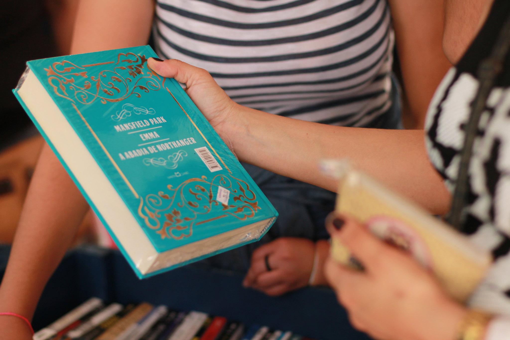 Turismo em Porto Alegre - feira do livro