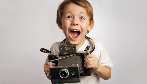 Tu sabias que hoje é o Dia Mundial da Fotografia?