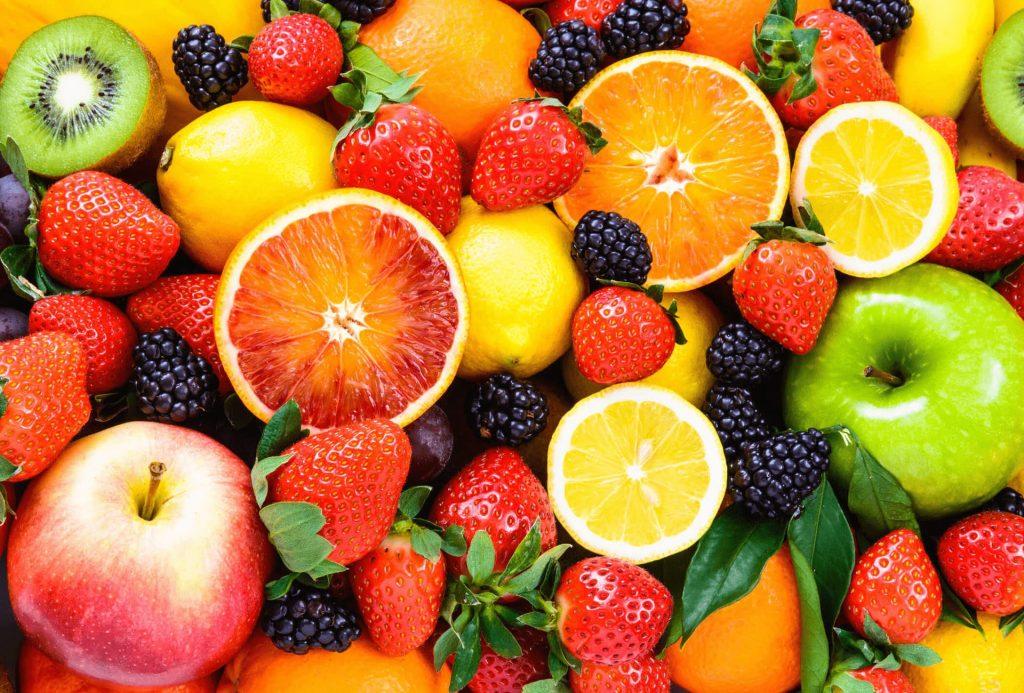 Cinco dicas de alimentação para viagem - frutas