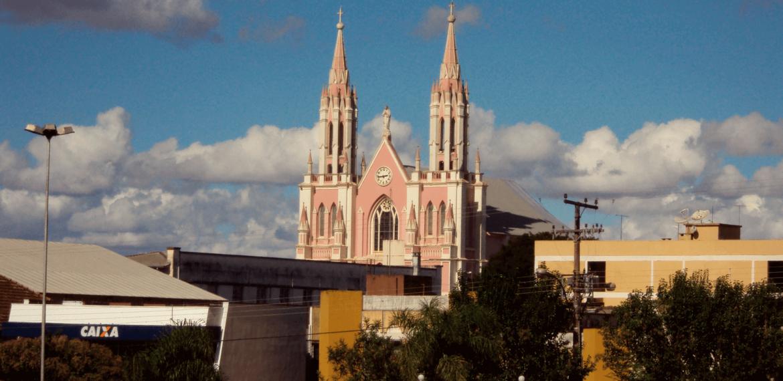 A Cidade de Getúlio Vargas no Rio Grande do Sul