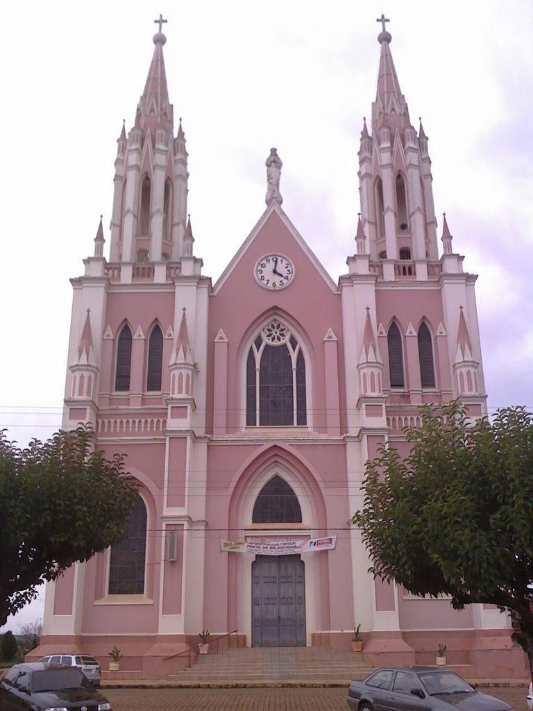 Paróquia Nossa Senhora da Imaculada Conceição - Getúlio Vargas