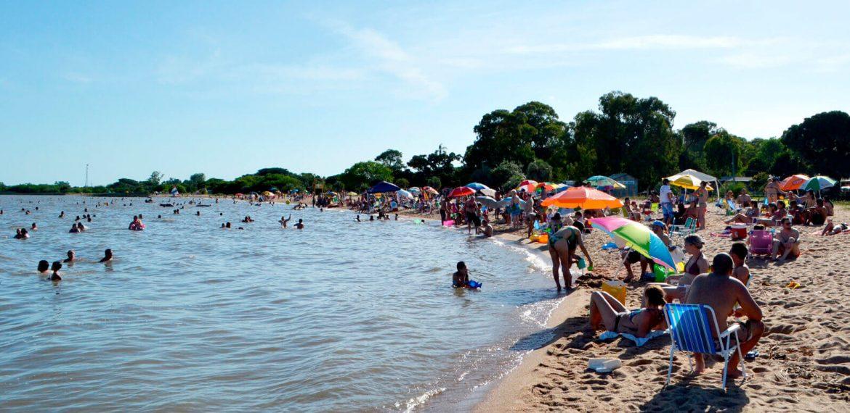 Tapes e suas Praias de Água Doce