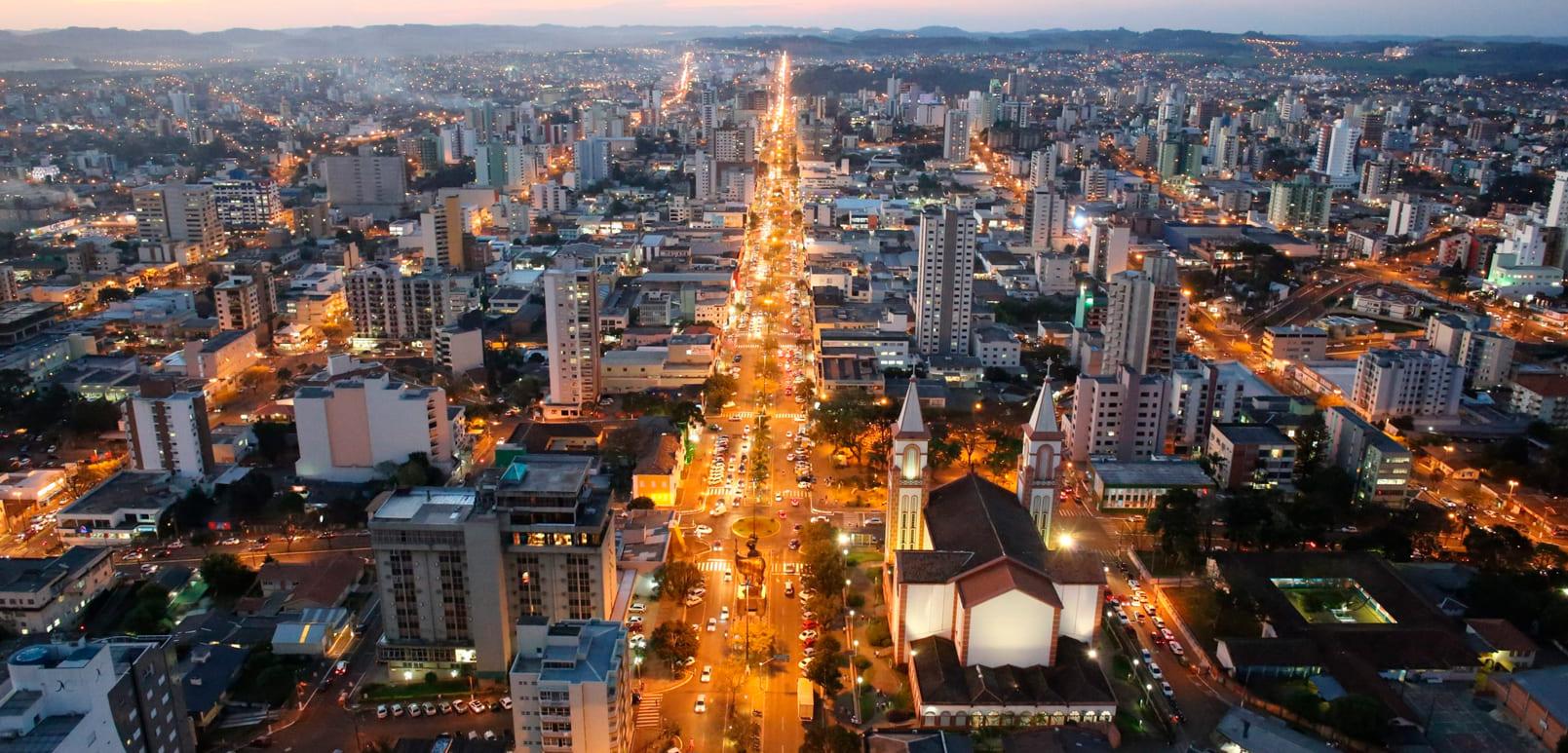 Chapecó Santa Catarina fonte: www.rodosoft.com.br