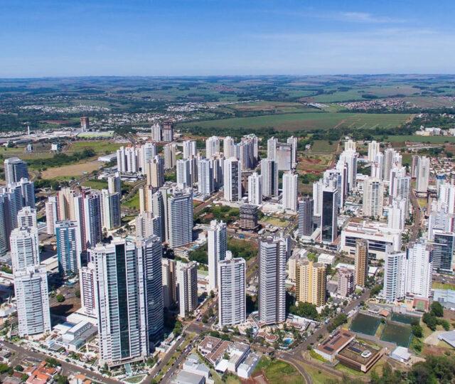 Venha fazer um tour pela cidade de Londrina no Paraná