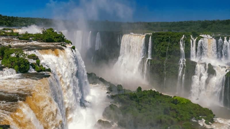 Conheça Foz do iguaçu no Paraná